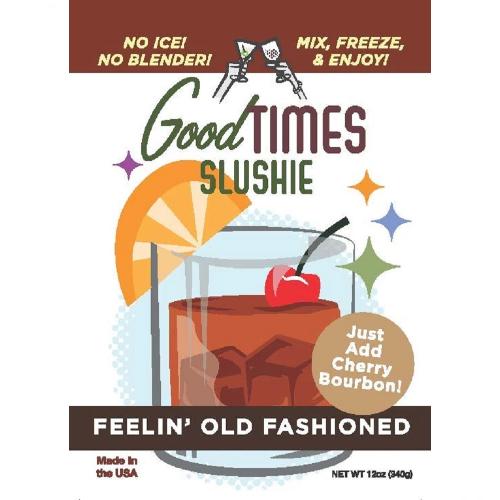 FEELIN' OLD FASHIONED SLUSHIE MIX
