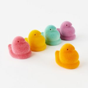 FLOCKED PEEPS MEDIUM