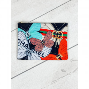 FLY AS COUTURE POUCH