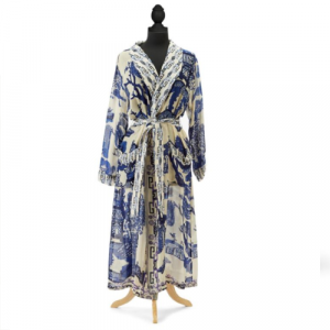 GIANT WILLOW BLUE ROBE GOWN