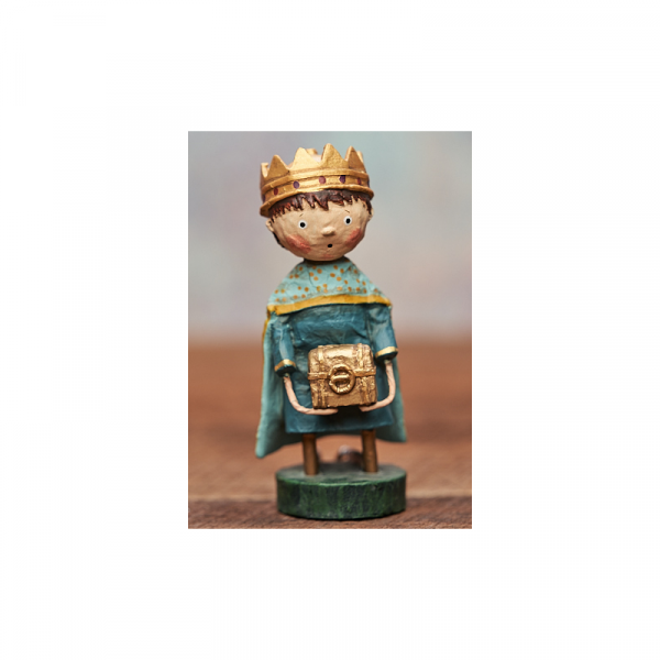 GIVER OF GOLD FIGURINE