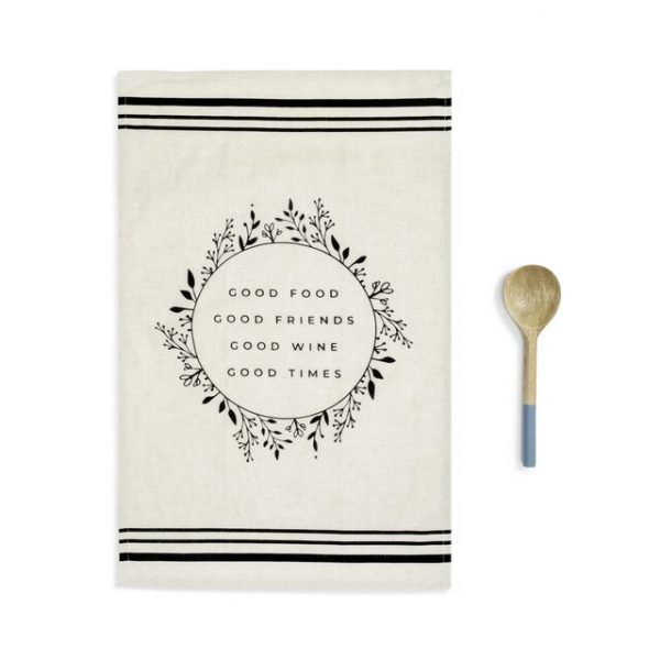 GOOD FOOD KITCHEN AND UTENSIL SET