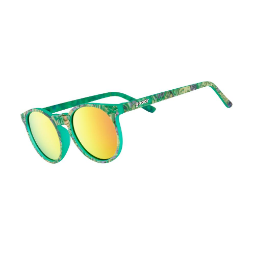 GOODR JADED LITTLE PILL SUNGLASSES