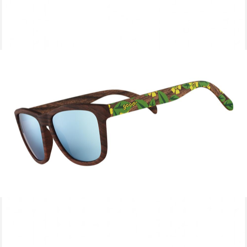 GOODR TROPICAL OPTICALS BAD AND BAMBOOZY SUNGLASSES
