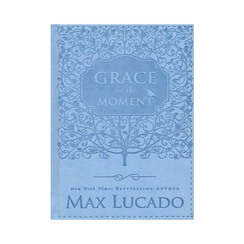 GRACE FOR THE MOMENT; BLUE EDITION