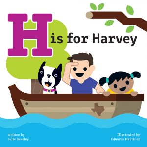 H IS FOR HARVEY BOOK