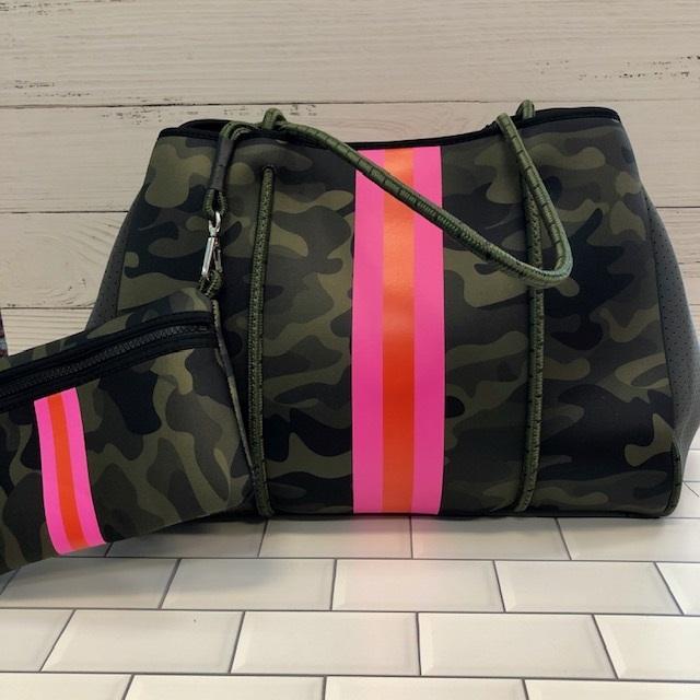 Haute S Grayson Naples Handbags