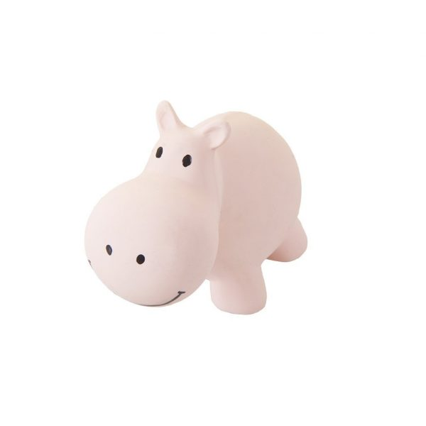 HIPPO RATTLE TOY
