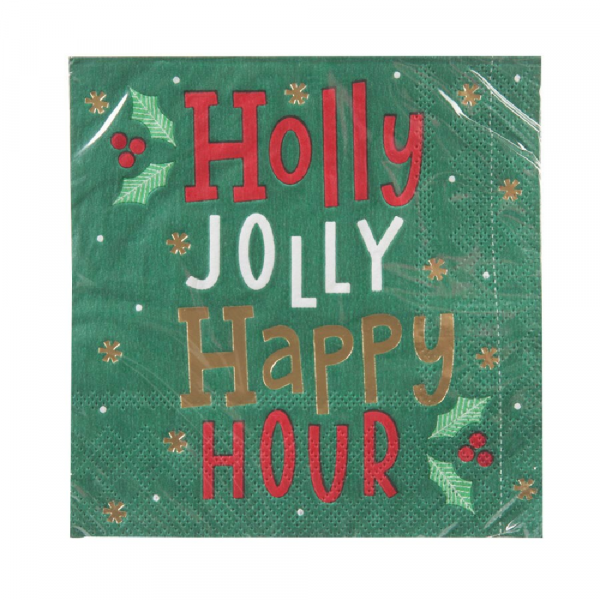 HOLLY JOLLY HAPPY HOUR BEVERAGE