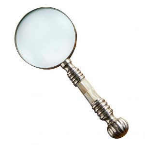 IVORY MAGNIFYING GLASS