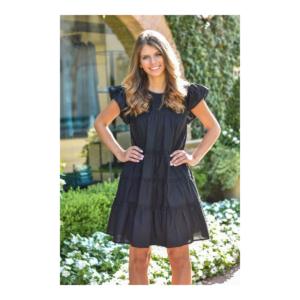 J MARIE BLACK ZARA DRESS