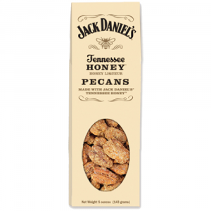 JACK DANIELS TENNESSEE HONEY PECANS 5 OZ.