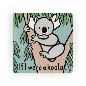 JELLYCAT IF I WERE A KOALA BOOK