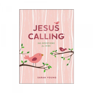 JESUS CALLING KIDS 365 DEVOTIONS