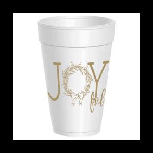 JOYFUL GOLD CUPS