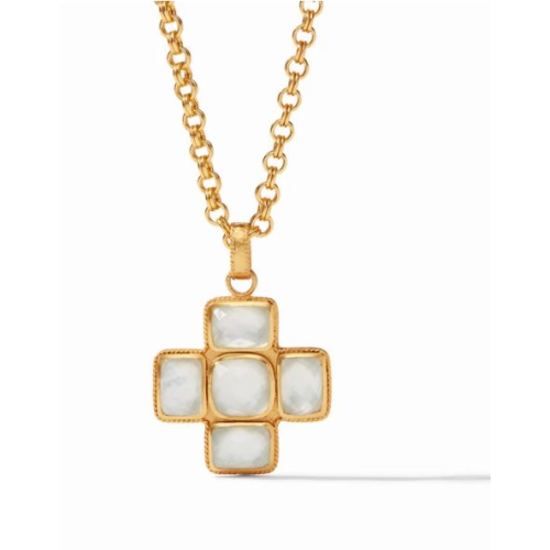 JULIE VOS SAVOY PENDANT NECKLACE