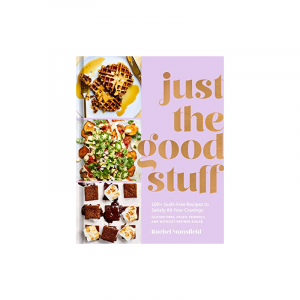 JUST THE GOOD STUFF BOOK