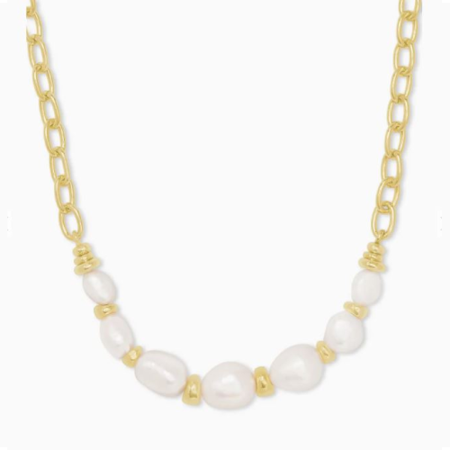 KENDRA SCOTT DEMI CHAIN NECKLACE