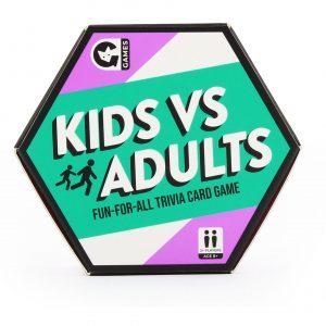 KIDS VS ADULTS GAME