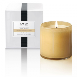 LAFCO CHAMOMILE LAVENDER MASTER BEDROOM CANDLE