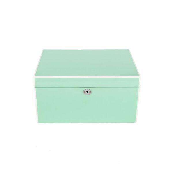 LAUREL JEWELRY BOX - MINT