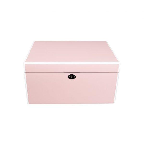 LAUREL JEWELRY BOX-  PINK