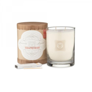 LINNEA'S LIGHTS SEASONAL 2-WICK CANDLES