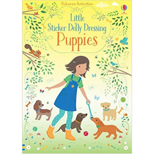 LITTLE STICKER DOLLY DRESSING PUPPIES