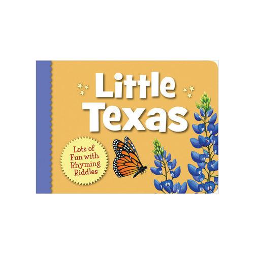 LITTLE TEXAS BOOK