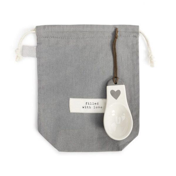 LOVE COFFEE BAG WITH SCOOP