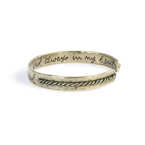 LOVING MEMORIES GOLD BRACELET