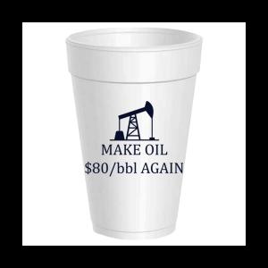 MAKE OIL $80/BBL AGAIN