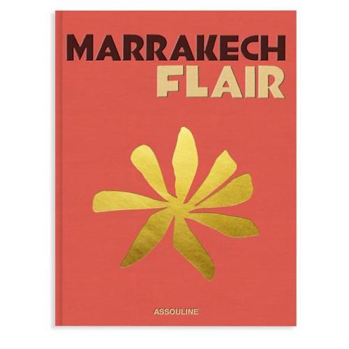 MARRAKECH FLAIR ASSOULINE BOOK