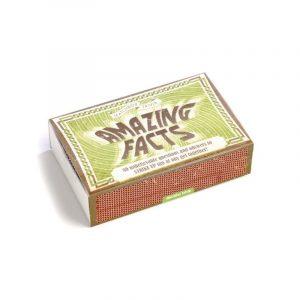 MATCHBOX AMAZING FACTS TRIVIA