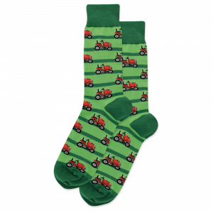 MEN'S LAWNMOWER CREW SOCKS