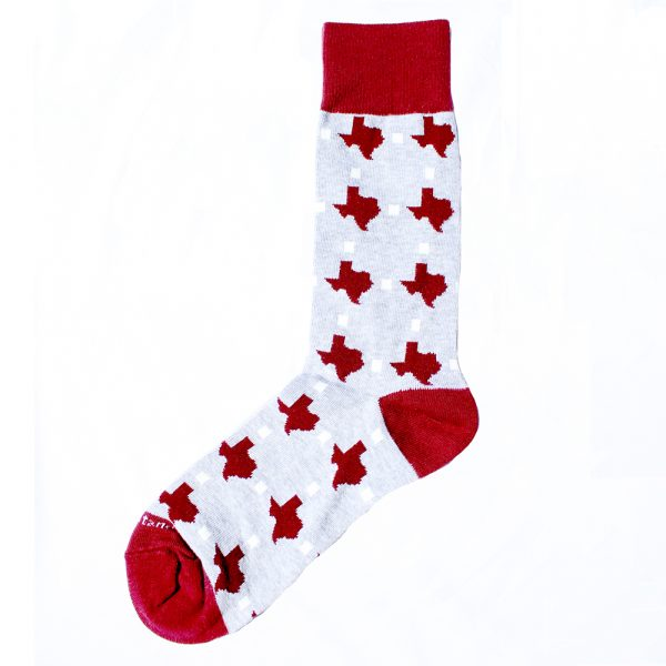 MEN'S TEXAS PRIDE SOCKS