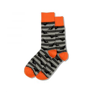 MEN'S BAT CREW SOCKS