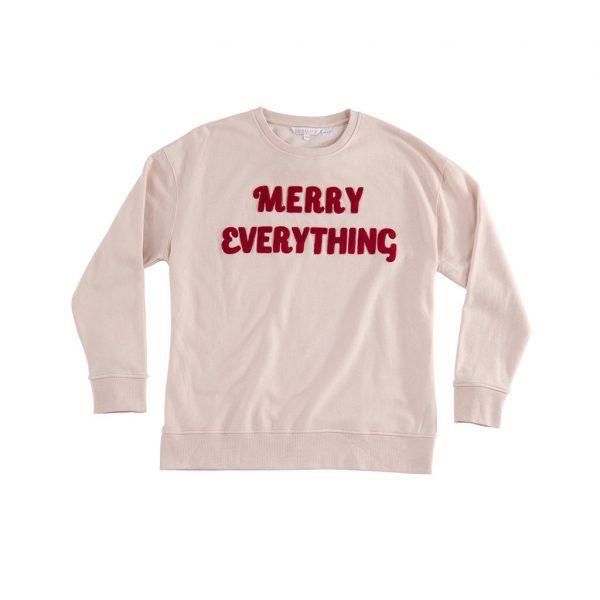 MERRY EVERYTHING SWEATSHIRT