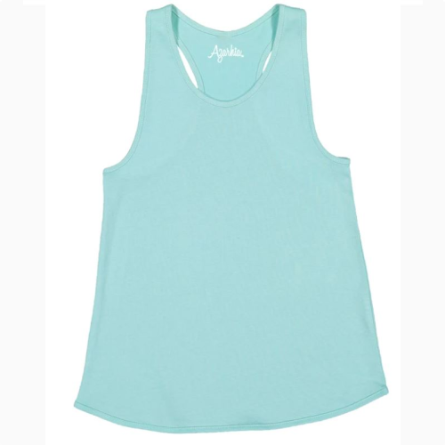 MINT TANK TOP WITH RACER BACK