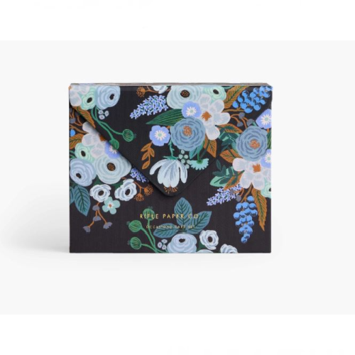 RIFLE PAPER MIXED FLORALS ESSENTIAL CARD BOX