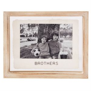 MUDPIE BROTHERS GLASS FRAME