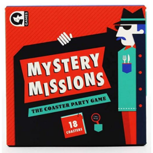MYSTERY MISSIONS COAST GAME