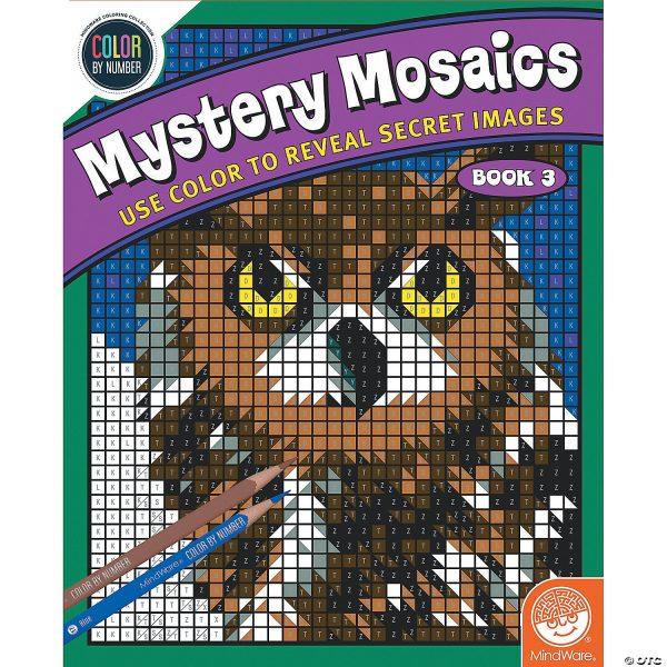 MYSTERY MOSAICS BOOK 3