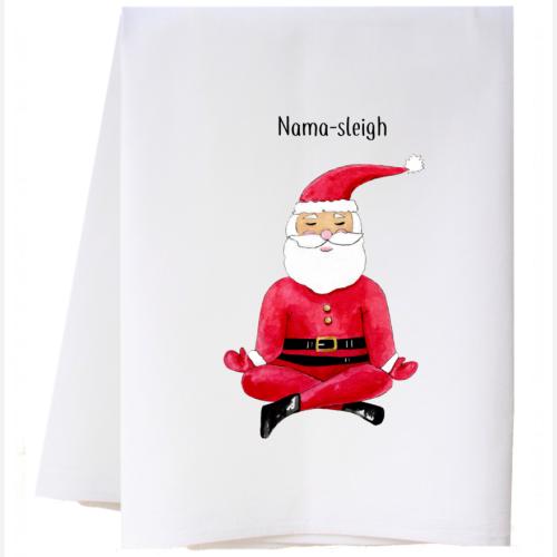 NAMA-SLEIGH FLOUR SACK TOWEL