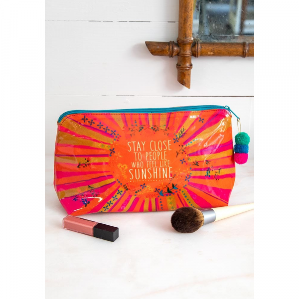 NATURAL LIFE SUNSHINE MAKE-UP BAG