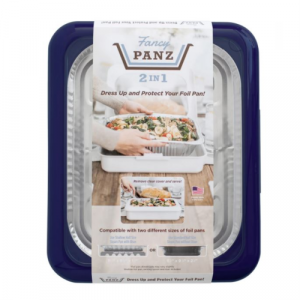 NAVY FANCY PANZ 2-IN-1