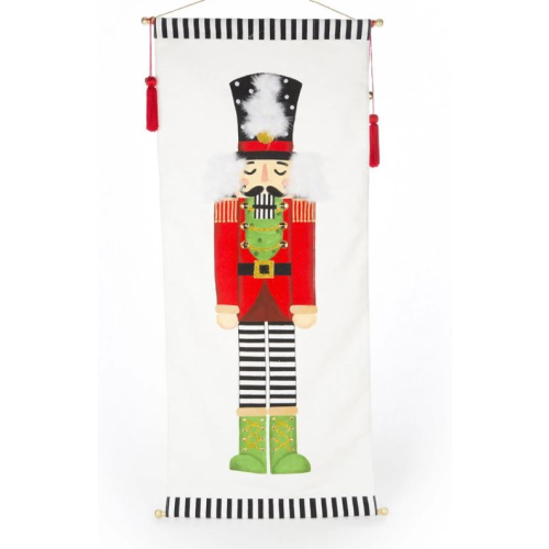 NUTCRACKER DOOR BANNER