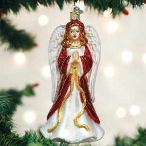 OLD WORLD CHRISTMAS DIVINITY ORNAMENT