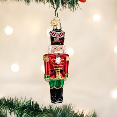 OLD WORLD CHRISTMAS NUTCRACKER GENERAL ORNAMENT