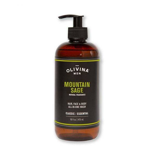 MEN'S ALL IN ONE WASH - MOUNTAIN SAGE